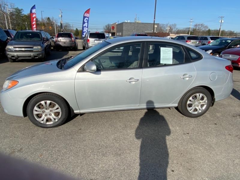 Hyundai Elantra 2010 price $4,700