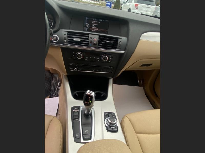 BMW X3 2013 price $13,000