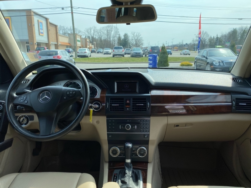 Mercedes-Benz GLK-Class 2011 price $12,000