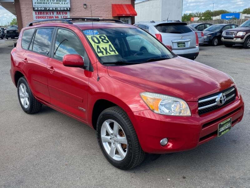 Toyota RAV4 2008 price $8,500