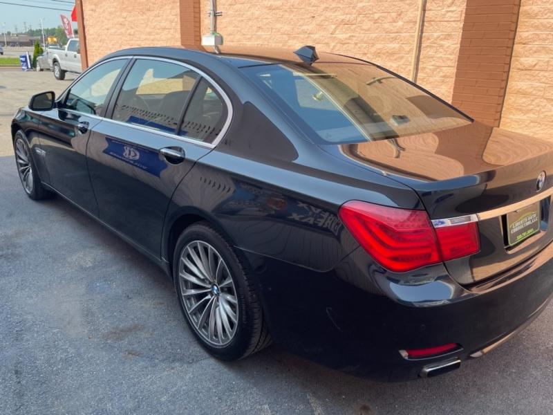 BMW 7-Series 2012 price $14,500