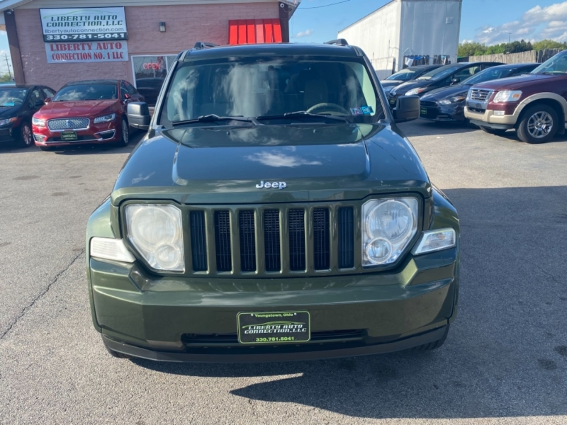 Jeep Liberty 2008 price $7,490