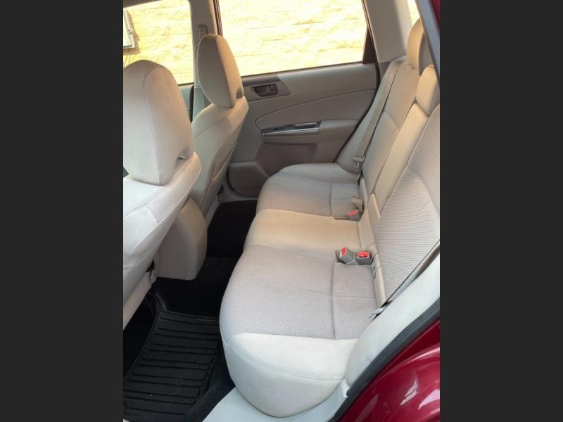 Subaru Forester 2013 price $6,500