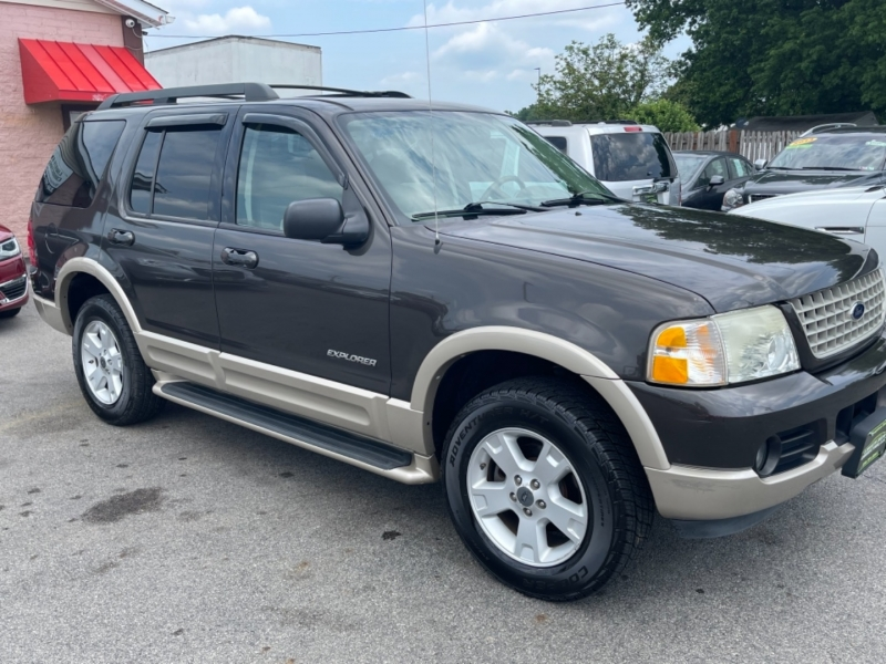 Ford Explorer 2005 price $7,500