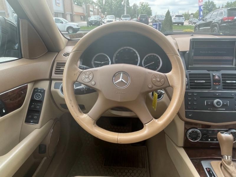 Mercedes-Benz C-Class 2008 price $0