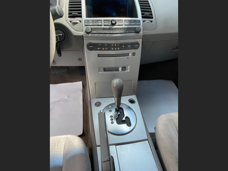 Nissan Maxima 2006 price $0