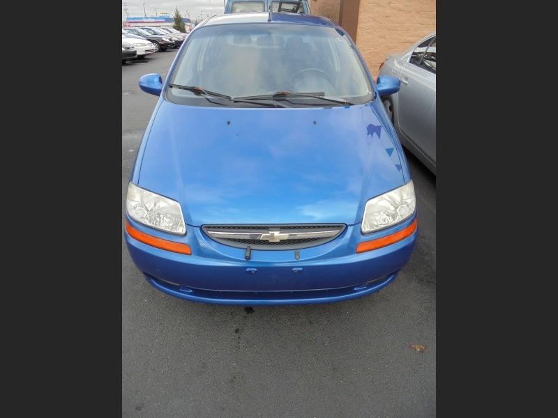 Chevrolet Aveo 2006 price $2,200