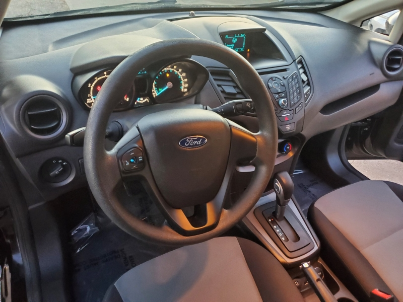 Ford Fiesta 2016 price $7,800