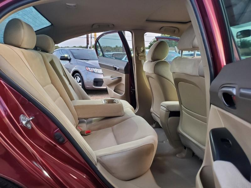 Honda Civic Sedan 2008 price $6,300