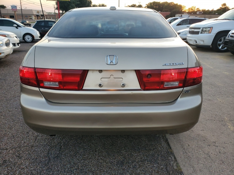 Honda Accord 2005 price $6,500