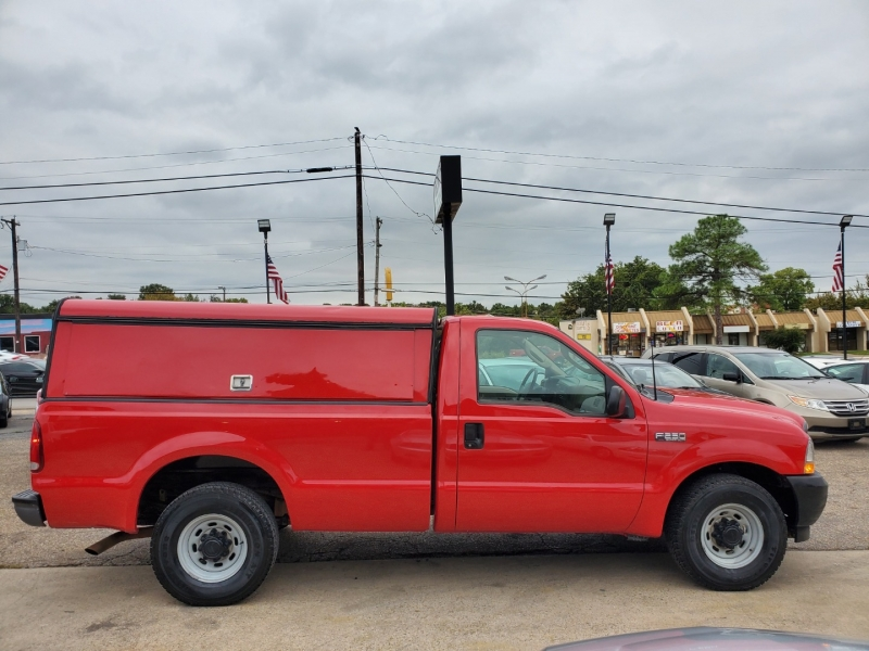 Ford Super Duty F-250 2003 price $10,400