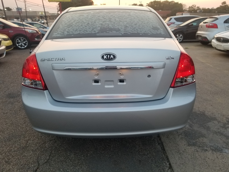 Kia Spectra 2009 price $5,600