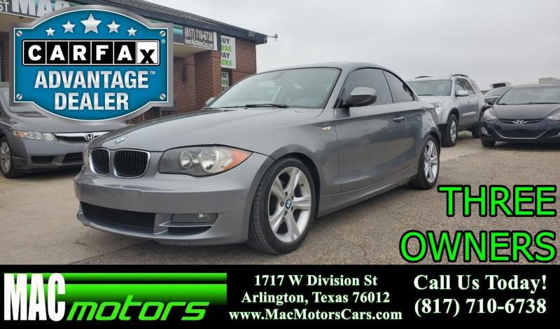 BMW 1-Series 2011 price $7,500