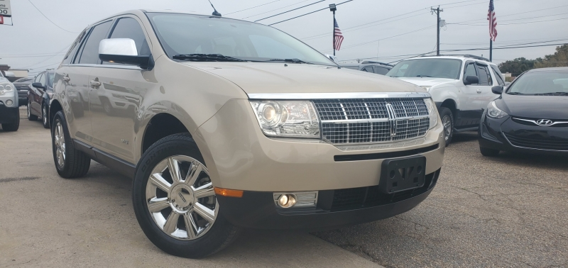 Lincoln MKX 2007 price $9,699