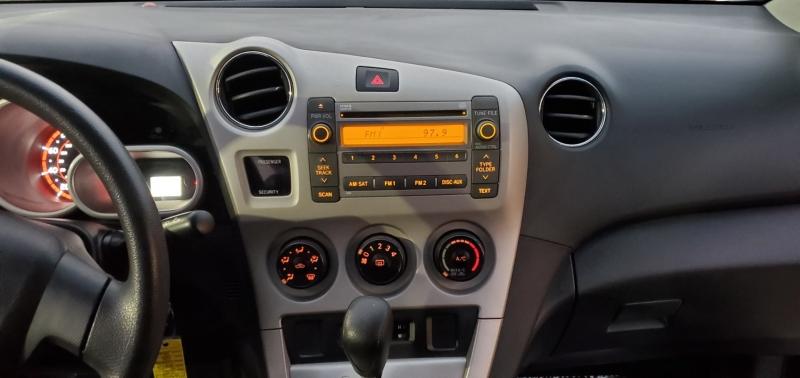 Toyota Matrix 2010 price $6,998