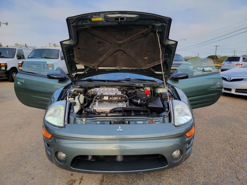 Mitsubishi Eclipse 2004 price $6,599
