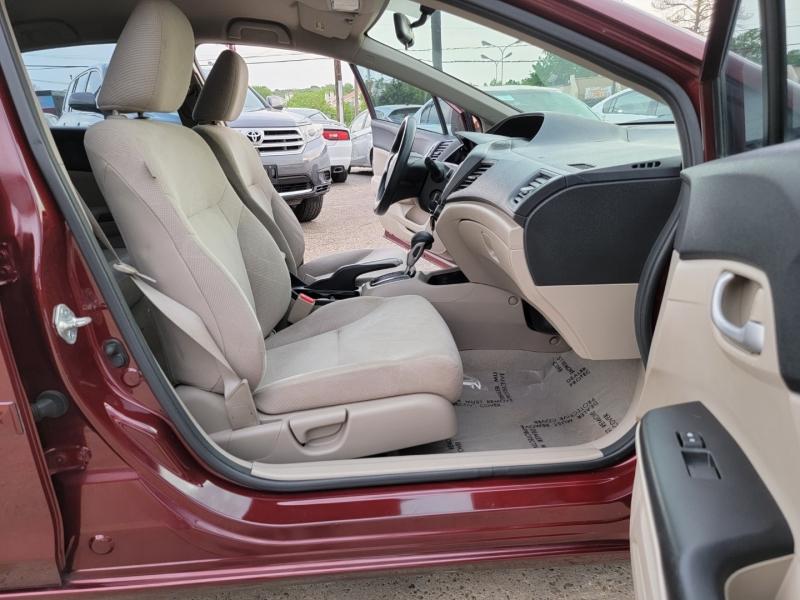 Honda Civic Sdn 2012 price $11,499