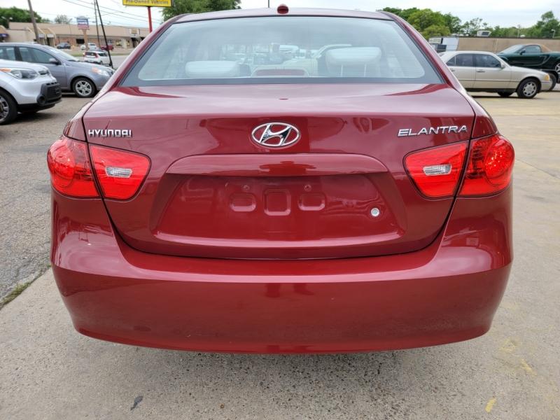 Hyundai Elantra 2008 price $5,999