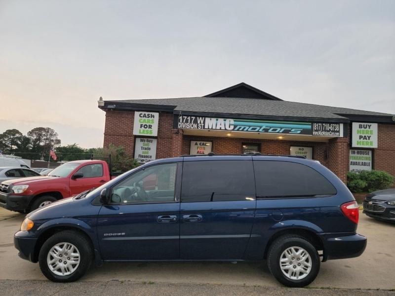 Dodge Grand Caravan 2001 price $6,500
