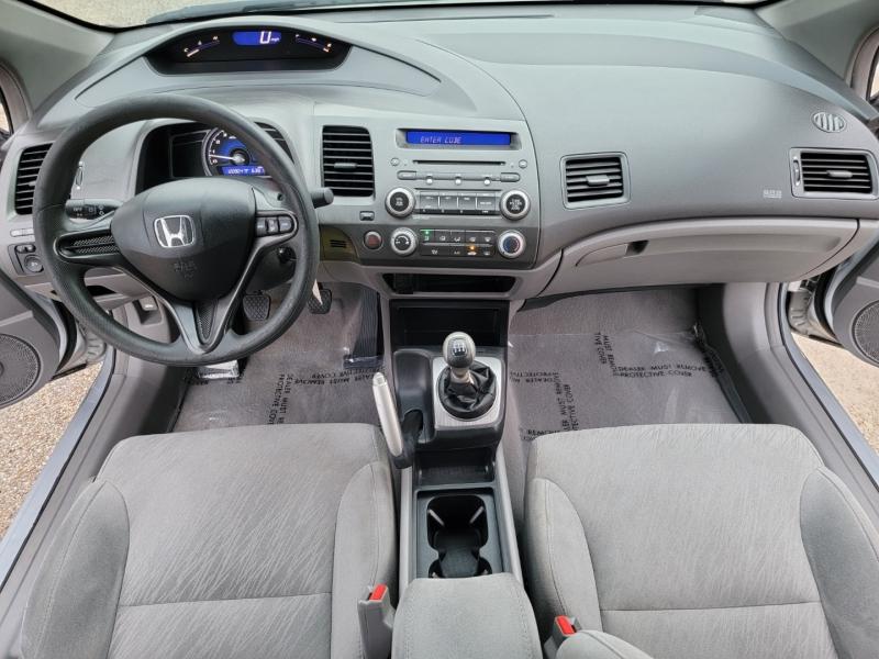 Honda Civic Coupe 2007 price $6,699