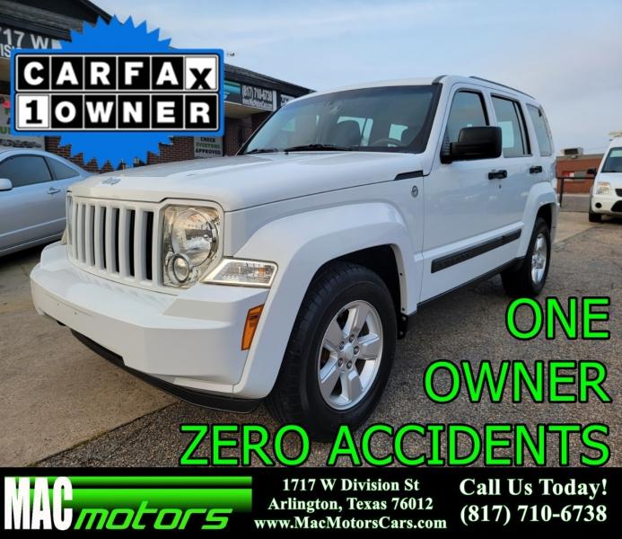 Jeep Liberty 2011 price $9,899
