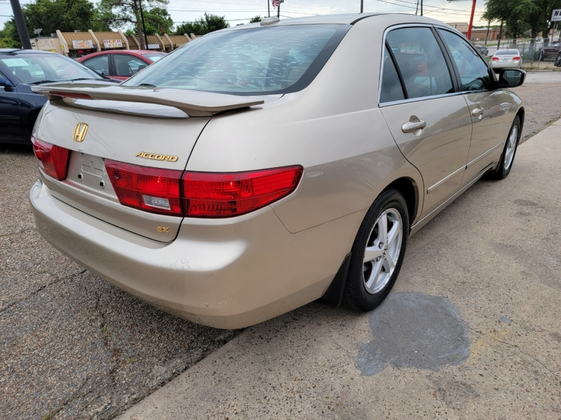 Honda Accord 2005 price $8,999