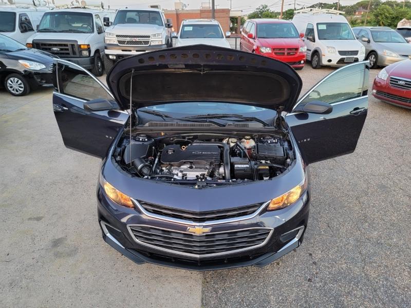 Chevrolet Malibu 2016 price $16,599