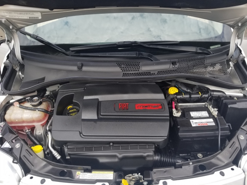 Fiat 500 2012 price $9,899