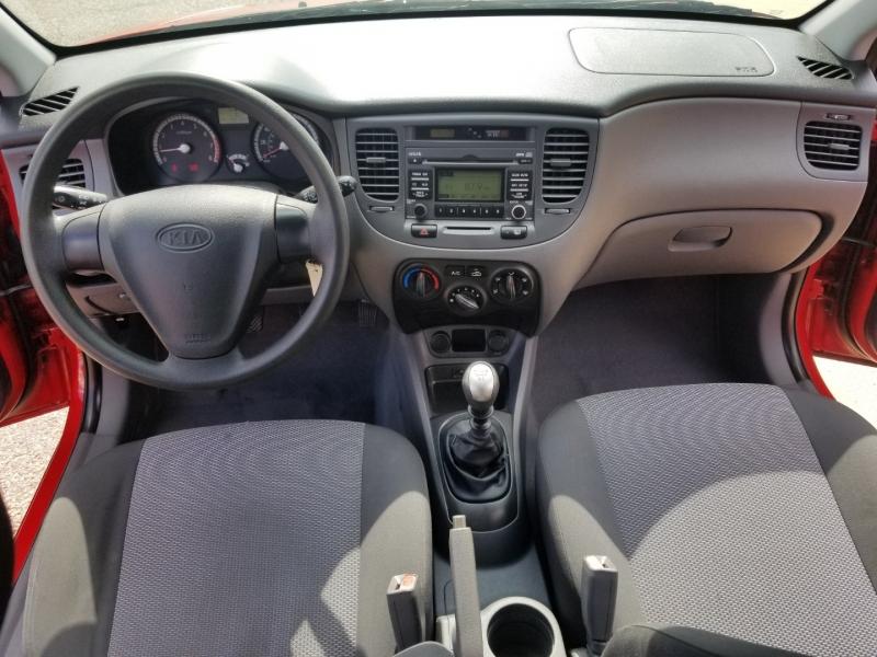 Kia Rio 5-door 2009 price $5,999