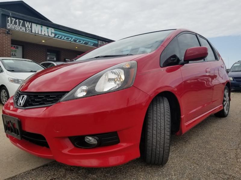Honda Fit 2013 price $9,998