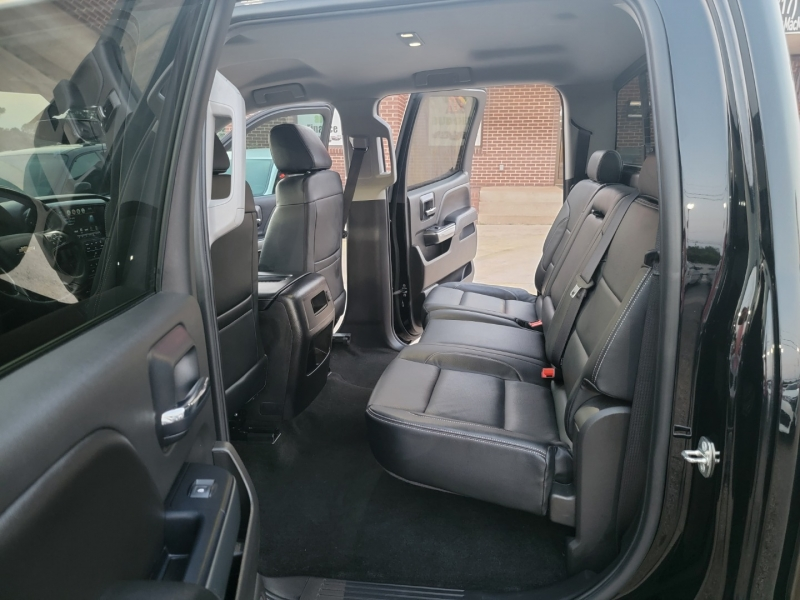 Chevrolet Silverado 1500 2018 price $36,799