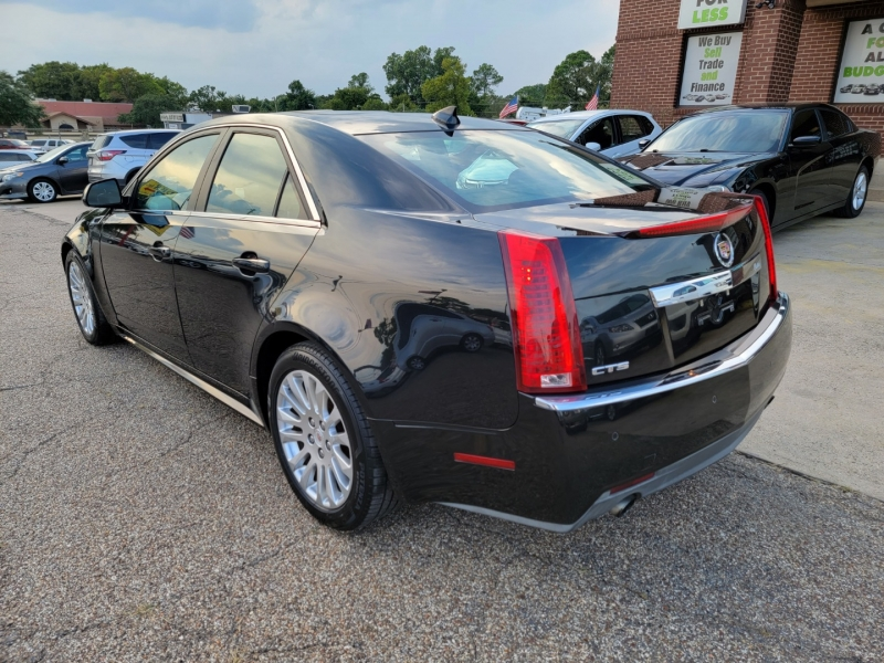 Cadillac CTS Sedan 2011 price $10,999