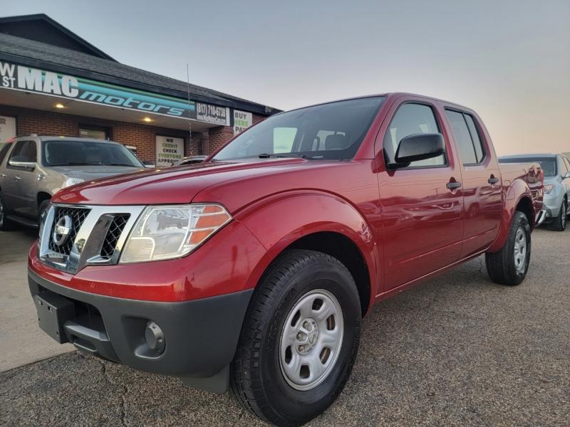 Nissan Frontier 2012 price $16,199