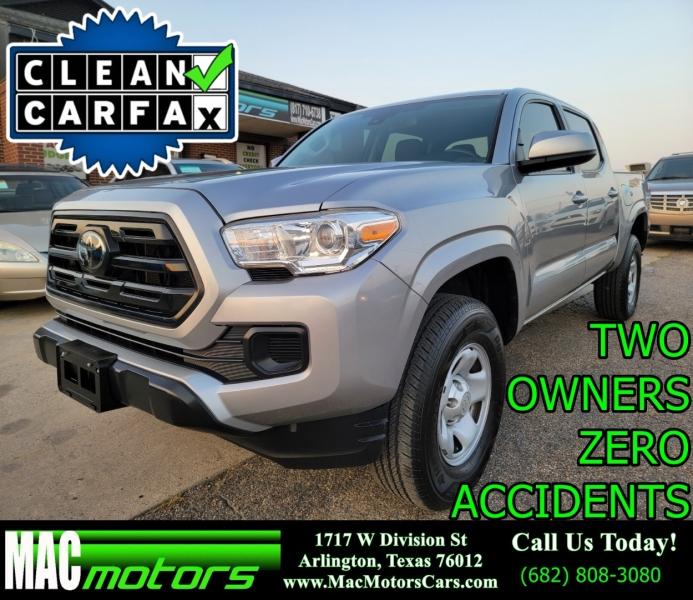 Toyota Tacoma 2018 price $28,999