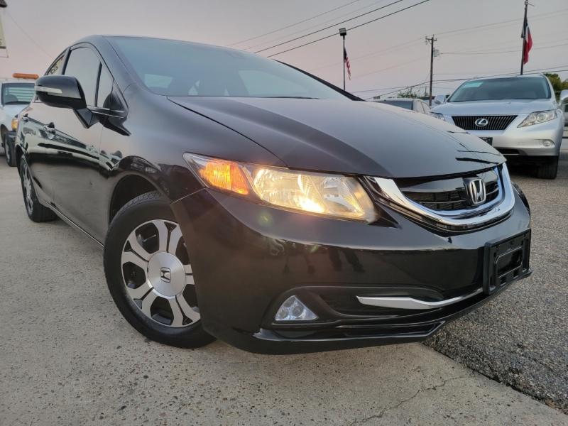 Honda Civic Hybrid 2013 price $12,799