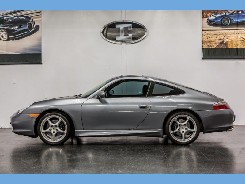 Porsche 911 Carrera Coupe 6-Speed Manual 2003 price $34,999