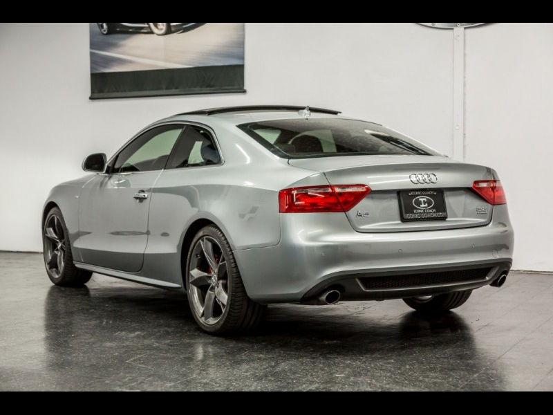 Audi A5 *S-line* 2009 price $13,888