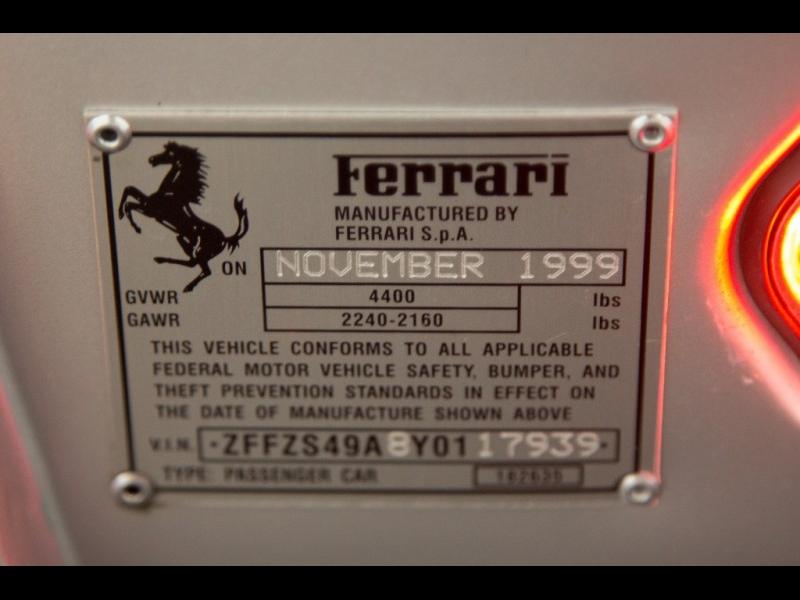 Ferrari 550 *Maranello* Gated 6-Spd 2000 price $119,998