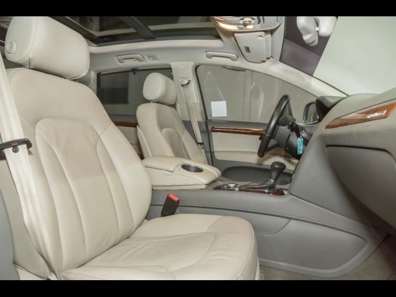 Audi Q7 2012 price $16,688