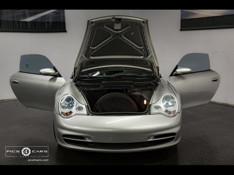 Porsche 911 *Targa* 6-Spd Manual 2004 price $34,888