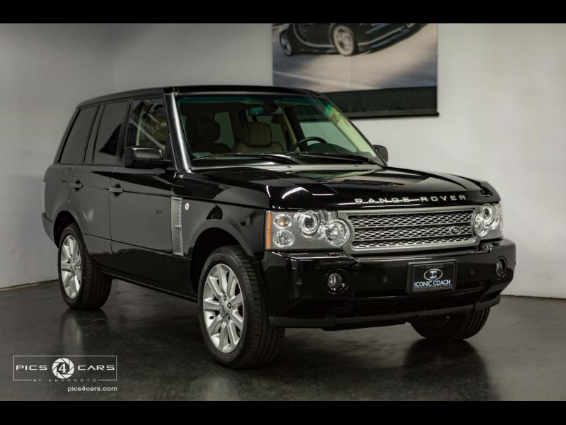 Land Rover Range Rover S/C 2008 price $15,888