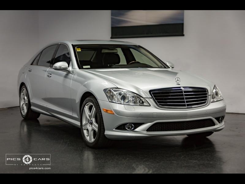 Mercedes-Benz S550 *AMG Pkg* 2007 price $15,488