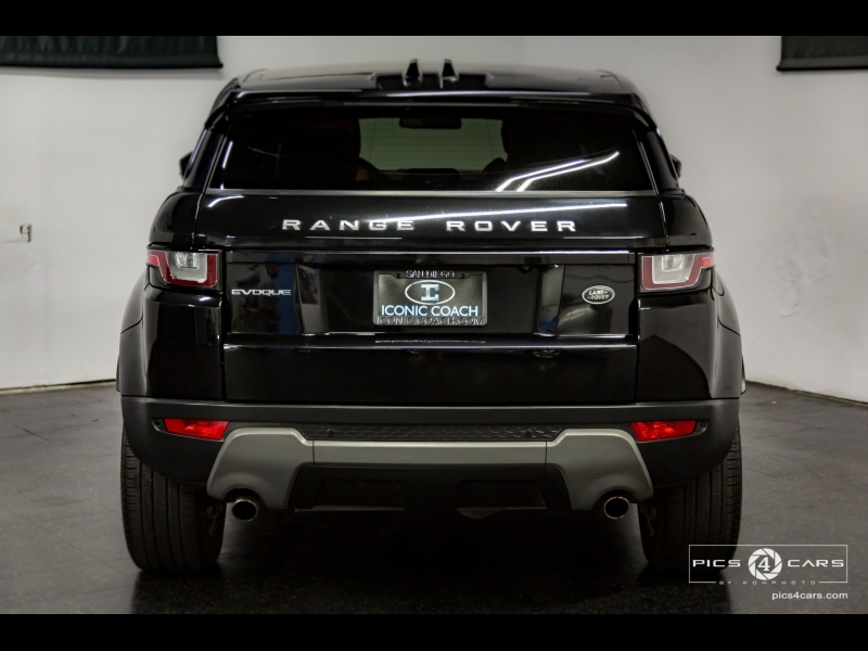 Land Rover Range Rover Evoque 2016 price $28,488