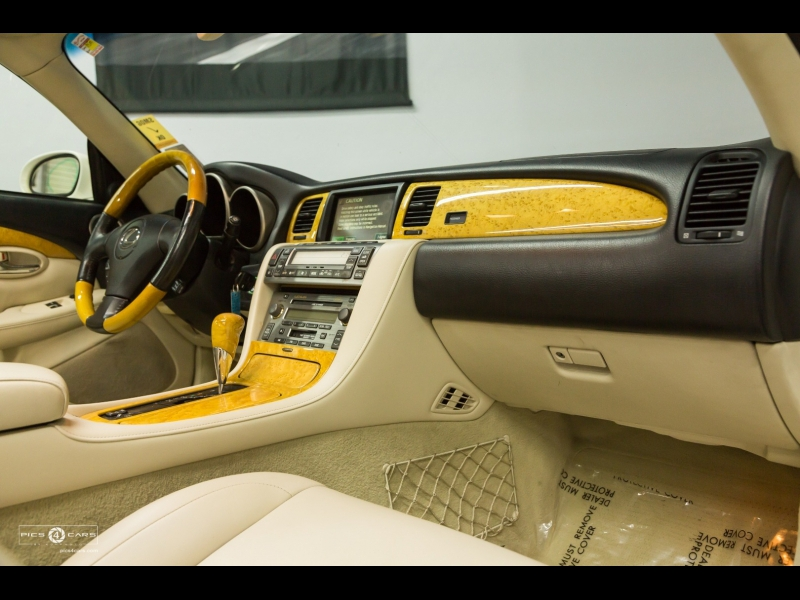 Lexus SC 430 2005 price $18,588