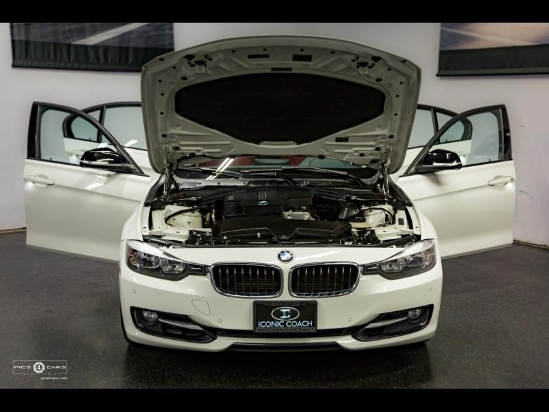 BMW 328i Sports Sedan *Red Interior* 2014 price $19,887