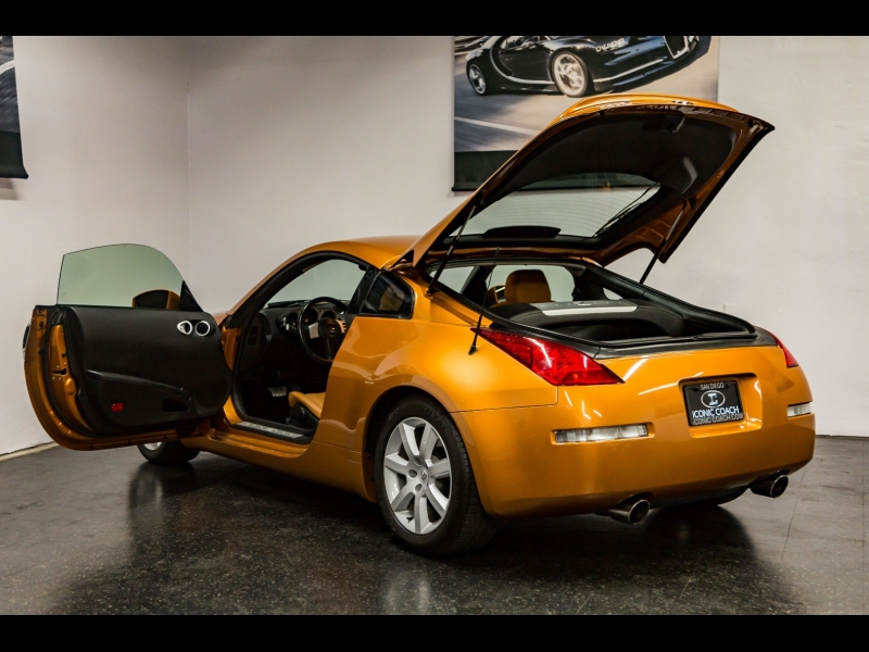 Nissan 350z Touring *Automatic* 1-Owner 2003 price $15,588