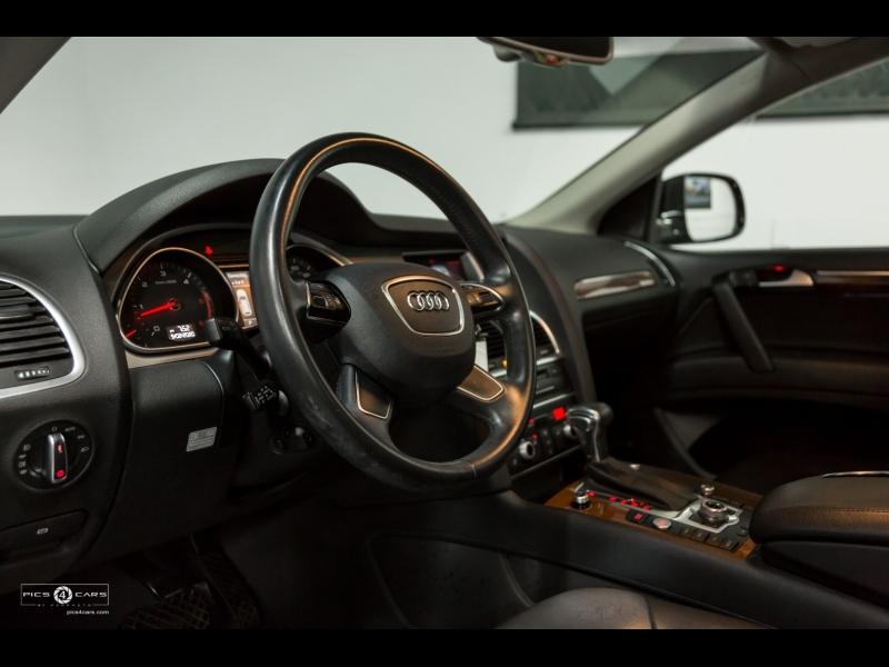Audi Q7 quattro TDI Premium Plus 2015 price $28,999