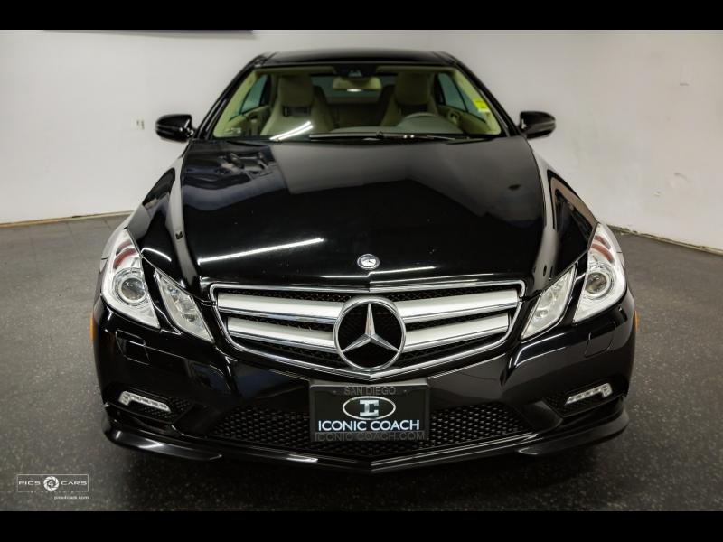 Mercedes-Benz E550 *Loaded* 2010 price $19,888