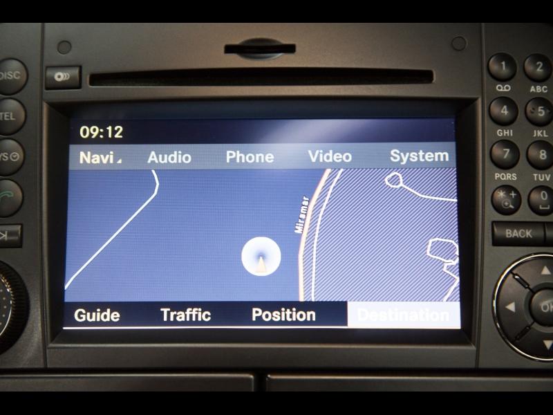 Mercedes-Benz SL63 AMG *Roadster* 2011 price $43,999