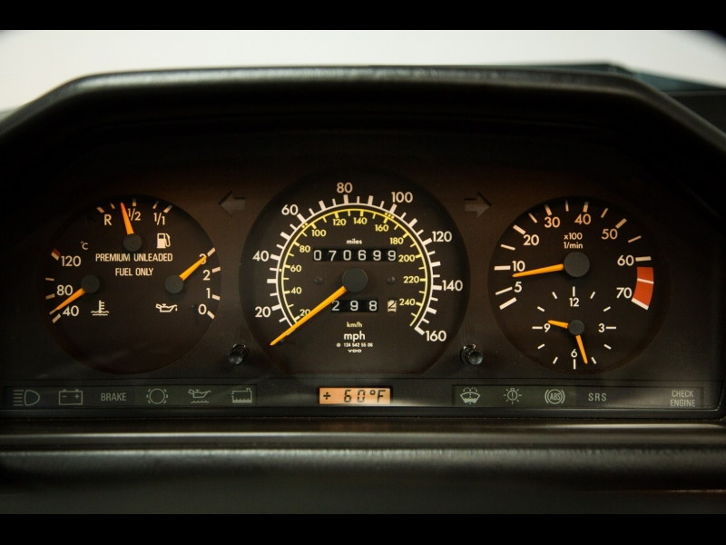 Mercedes-Benz 300E *Super Low Miles* 1991 price $9,995